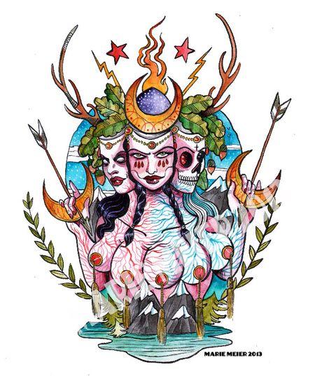Triplegodess